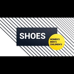 Shoes galore! Women's, Men's and Kids!!!